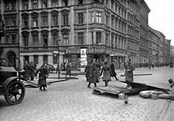 Die Unruhen in Berlin im Mai 1929