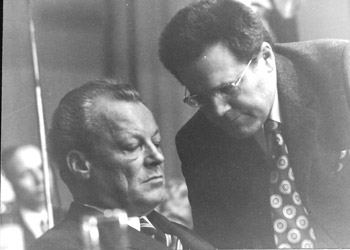 Willy Brandt und Guillame