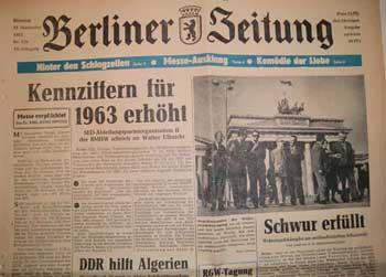 Zeitung geburtstag 1976