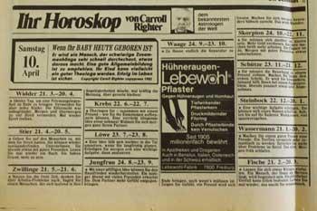 original zeitung von 1986 als geschenk in unserem shop kaufen. Black Bedroom Furniture Sets. Home Design Ideas