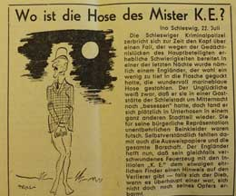 Hamburger-Echo vom 22.07.1959